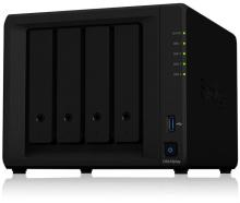 Synology NAS DS418play 4X0HDD 2GB 2x 2.0Ghz 2xGbE 2xUSB AES-NI